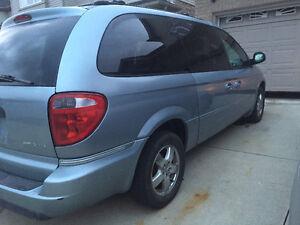 2003 Dodge Caravan Sport Minivan, Van Kitchener / Waterloo Kitchener Area image 4