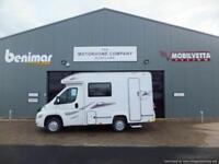 Elddis autoquest 115 two berth motorhome for sale