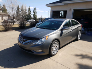 2013 Hyundai Sonata 2.0l Turbo Limited