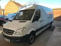 2013 MERCEDES BENZ SPRINTER 2.1 CDI 316 High Roof 4dr LWB