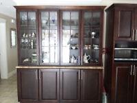 Fabrication d'armoires de cuisines sur mesure et plus..
