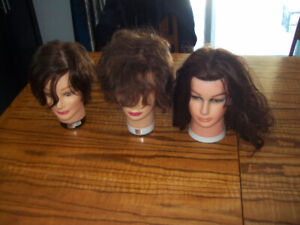 Salon Training Hair Styling Mannequin Doll Head Dannyco NP Group
