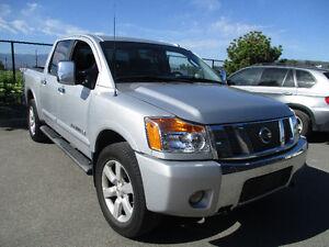 2008 Nissan Titan LE Pickup Truck 4X4