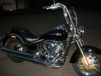 2007 vulcan 900 vn custom only 17000 km