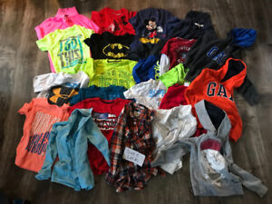 Big Lot of Boys size 5 Clothes