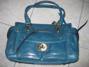 AUTHENTIC COACH famous style, all coach leather ! never used.
