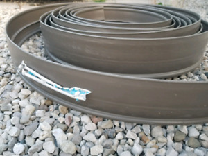 Coil lawn edging new  never been used