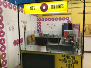 Mini donut machine for sale