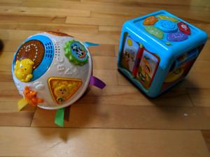 2 Jeux éducatifs pour bébés