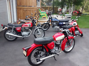 1959-1978 Motorcycle Collection