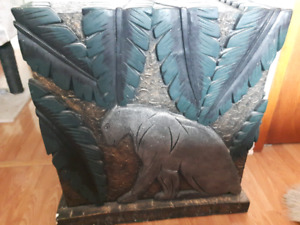 panther side table  45 firm
