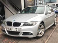 2009 BMW 318 2.0TD auto d M Sport