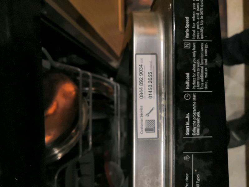 5f26ab2dbda32 Bisch Dishwasher | in Leeds, West Yorkshire | Gumtree