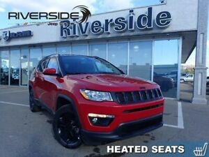 2018 Jeep Compass Altitude  - Heated Seats - Power Liftgate - $1