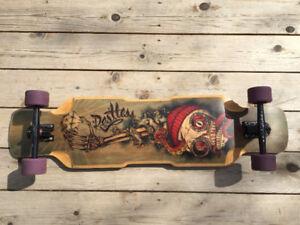 Longboard restless à vendre