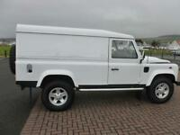 Land Rover Defender 110 Dcb Hard Top Lwb Light 4X4 Utility 2.4 Manual Diesel