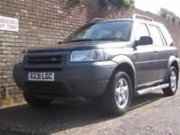 Land Rover Freelander 1.8 ES 2001(X) 4x4 Estate