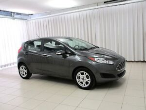 2015 Ford Fiesta EFFICIENT AND STYLISH!! SE 5DR HATCH w/ HEATED