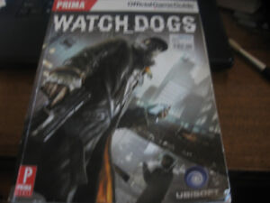 Watch Dogs official game guide