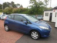 2009 59 FORD FIESTA 1.2 STYLE 3D 81 BHP