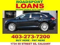2010 TOYOTA VENZA BAD CREDIT OK APPLY NOW $29 AND 2 PAY STUBS Calgary Alberta Preview