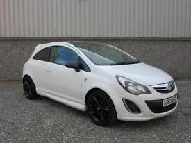 2013 Vauxhall Corsa 1.2 i 16v Limited Edition 3dr (a/c)