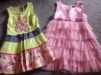 Girls dresses 18-24 month