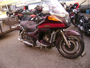1985 Yamaha XVZ12D Venture Royale Parts For Sale Sarnia Sarnia Area image 3