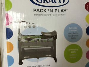 NEW GRACO PACK AND PLAY