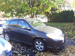 2005 Toyota Matrix XR Wagon 4WD