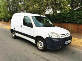 2008 Citroen Berlingo First 1.4i LPG + ONLY 89K + NO VAT