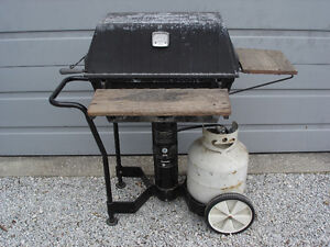 WAIT BROILMASTER BARBECUE