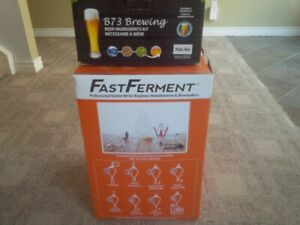 Home brewing Complete Kit Brand New FastFerment 19-26 Litre
