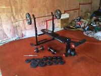 Bench set for sale