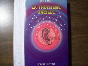 Marcel Belline  (1924-1994) -La troisième oreille