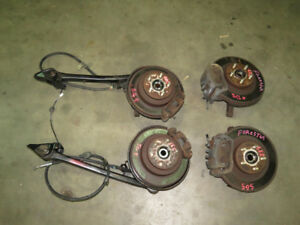 JDM 03-05 Subaru Forester SG5 WRX Disk Brake Conversion 5X100