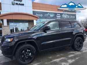 2019 Jeep Grand Cherokee Upland Edition