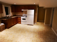 Bright 10 years walkout basement 1 bedroom aparment  S. Guelph