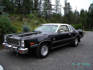 1977 Plymouth Fury Sport MUSCLE CAR Autre