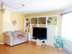 4 ½ condo for Rent on Edward-Higgins St in Pierrefonds city.----