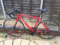 Racer,bike,push bike bargain like new