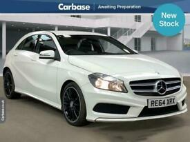 image for 2014 Mercedes-Benz A Class A200 BlueEFFICIENCY AMG Sport 5dr HATCHBACK Petrol Ma