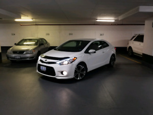 LIKE NEW, LOW KM, WARRANTY  2014 Kia Forte Koup