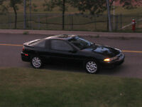 1993 Eagle Talon Coupe (2 door)