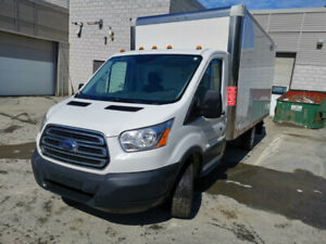 Ford transit t350 cube 14 2015
