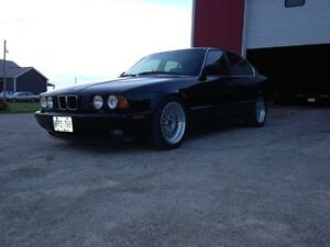 1991 BMW M5 last of the hand built cars