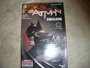 Batman-Endgame #36-Variant cover-New/sealed-Excellent + bonus