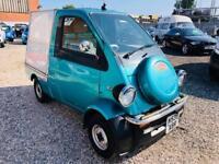 1997 Daihatsu Fourtrak ADD VAN *** ADVERTISING VAN ***