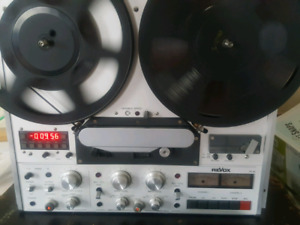 Reel to Reel deck