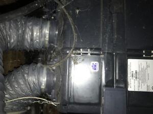Echangeur d'air VANMARR récuperateur de chaleur
